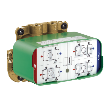 HG Thermostatmodul Unterputz Axor ONE