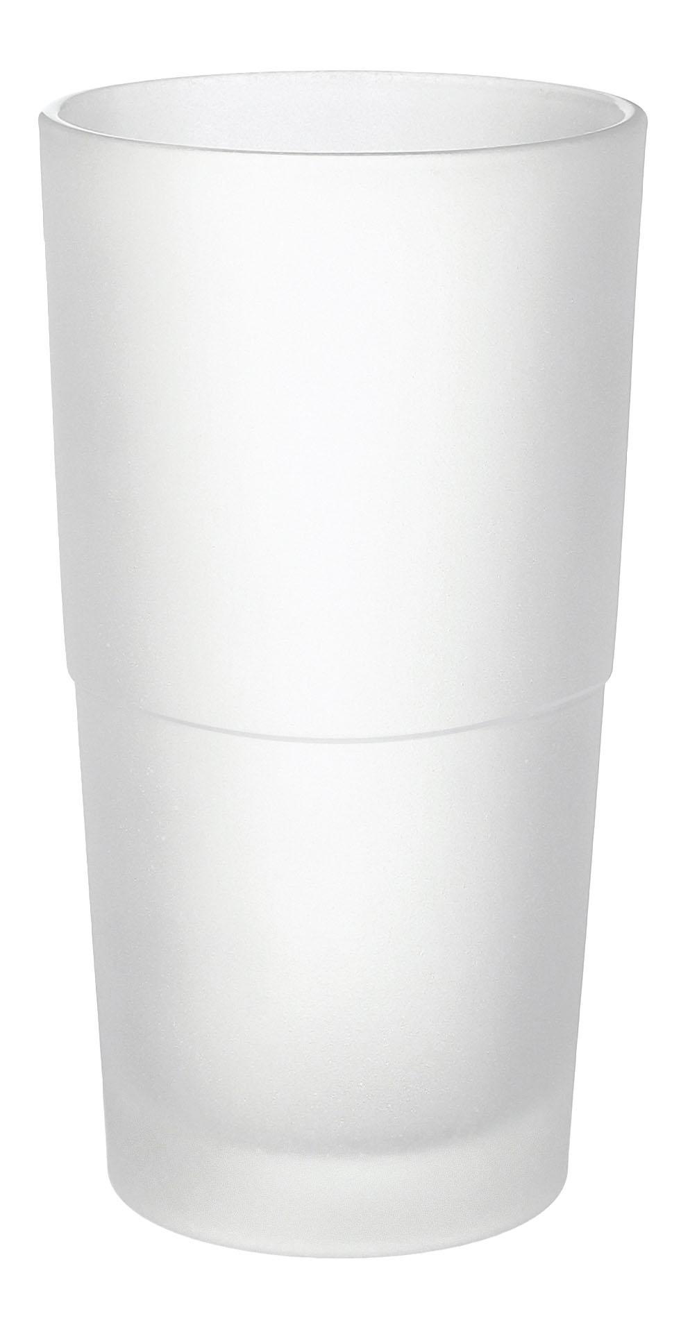 SMEDBO Ersatzglas für WC Bürsten, porzellan