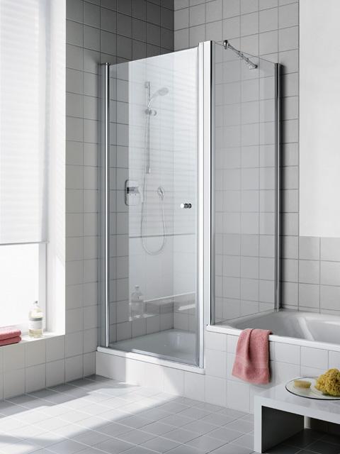 Kermi Seitenwand Atea TVD 0900x 1750 BV: 875-900 WEI ESG klar Clean