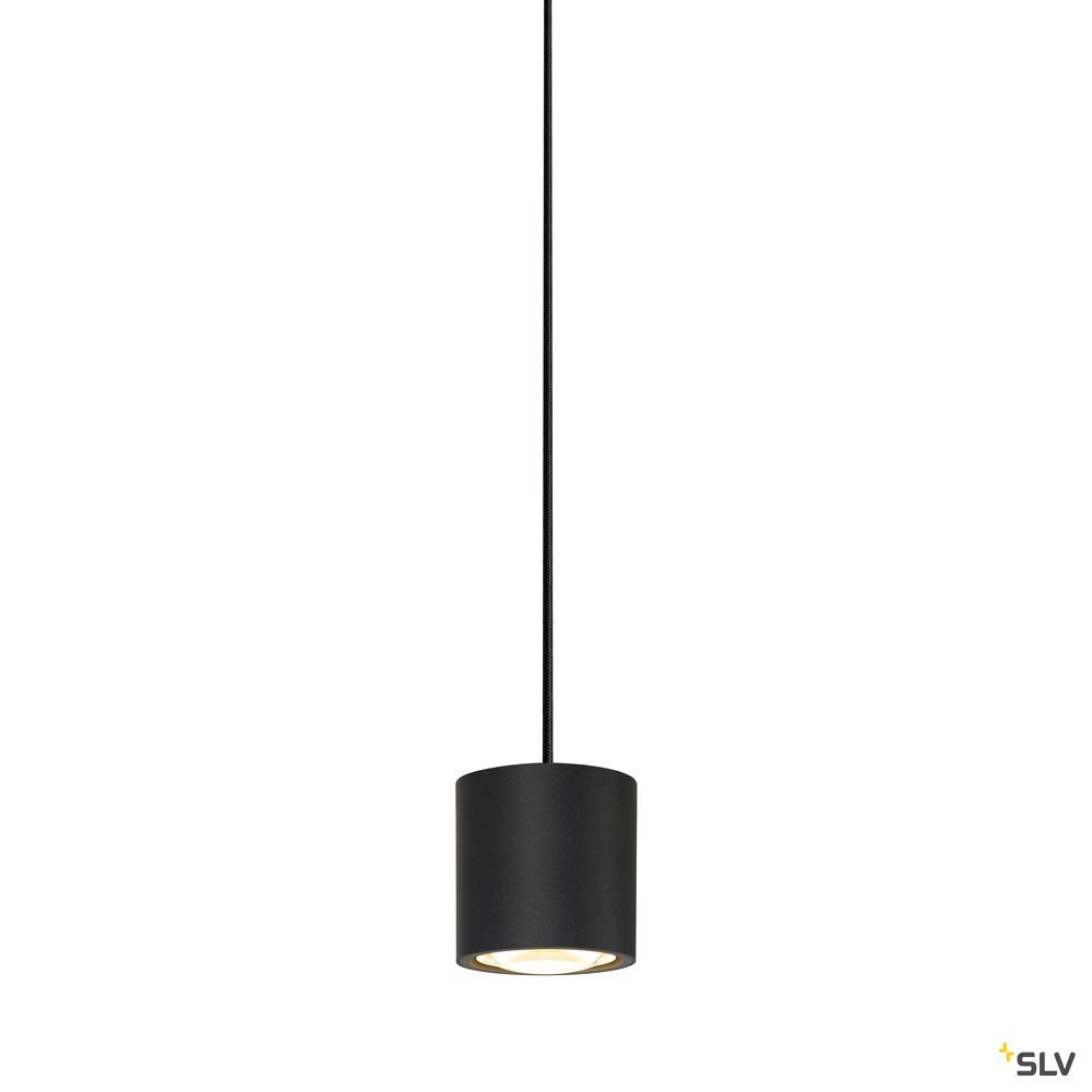 OCULUS PD, Indoor LED Pendelleuchte single schwarz DIM-TO-WARM 2000-3000K