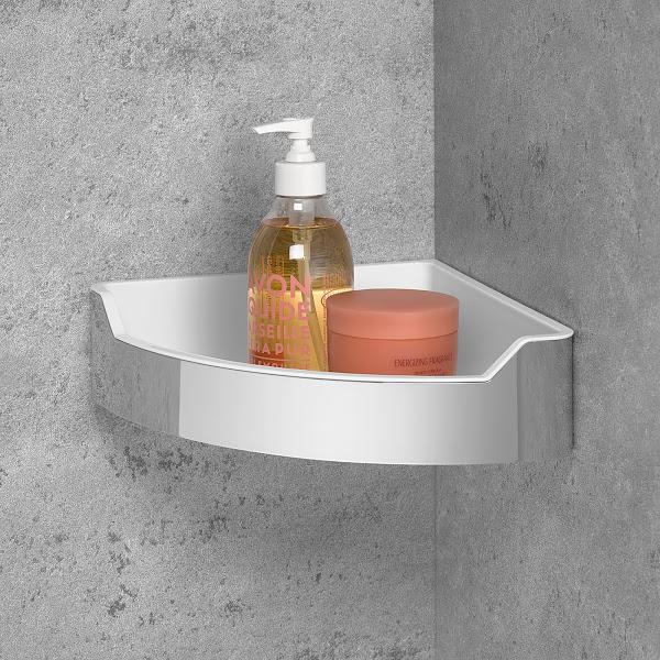 HSK Komfort & Pflege - Duschkorb Atelier, Eckmodell