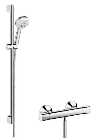 HG Brausenkombi Crometta 100 Vario Combi Set 900 mm