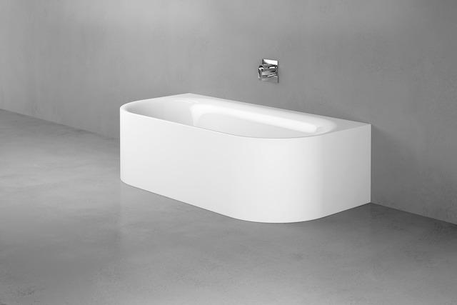 Bette Lux Oval I Silhouette - 1800×850 mm Bahama Beige (003)