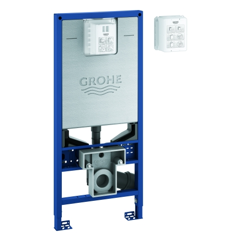 GROHE WC-Element Rapid SLX 39865 BH: 1,13m mit Spülstromdrossel/Klemmdose