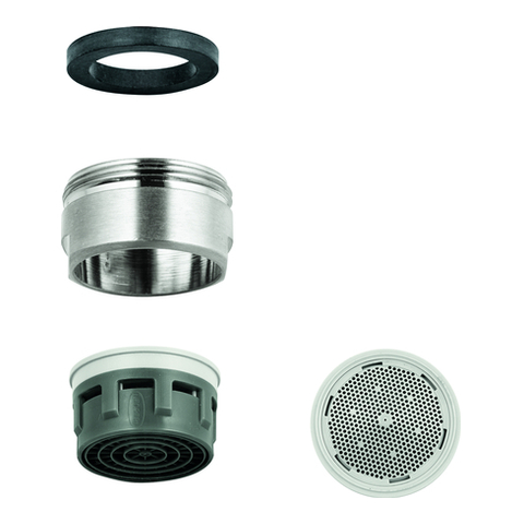 GROHE Mousseur 13941 supersteel