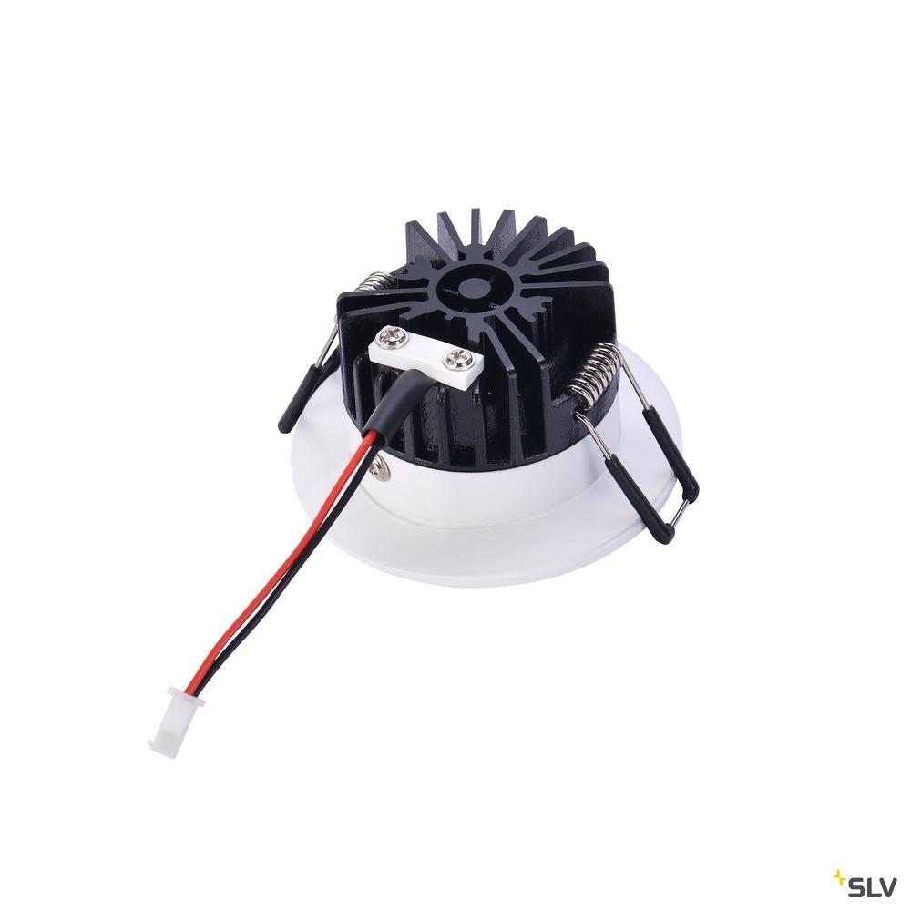 PATTA-I, LED Outdoor Deckeneinbauleuchte, rund DL IP65 weiß 1800-3000K