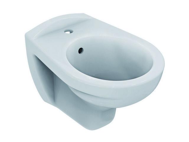 IS Wandbidet Eurovit 1 Hl. 360x520x400mm Weiß