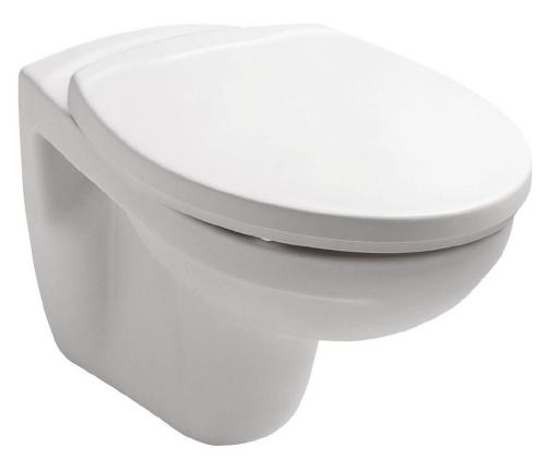Thielsch Badkeramik Wand-WC inkl. WC-Sitz