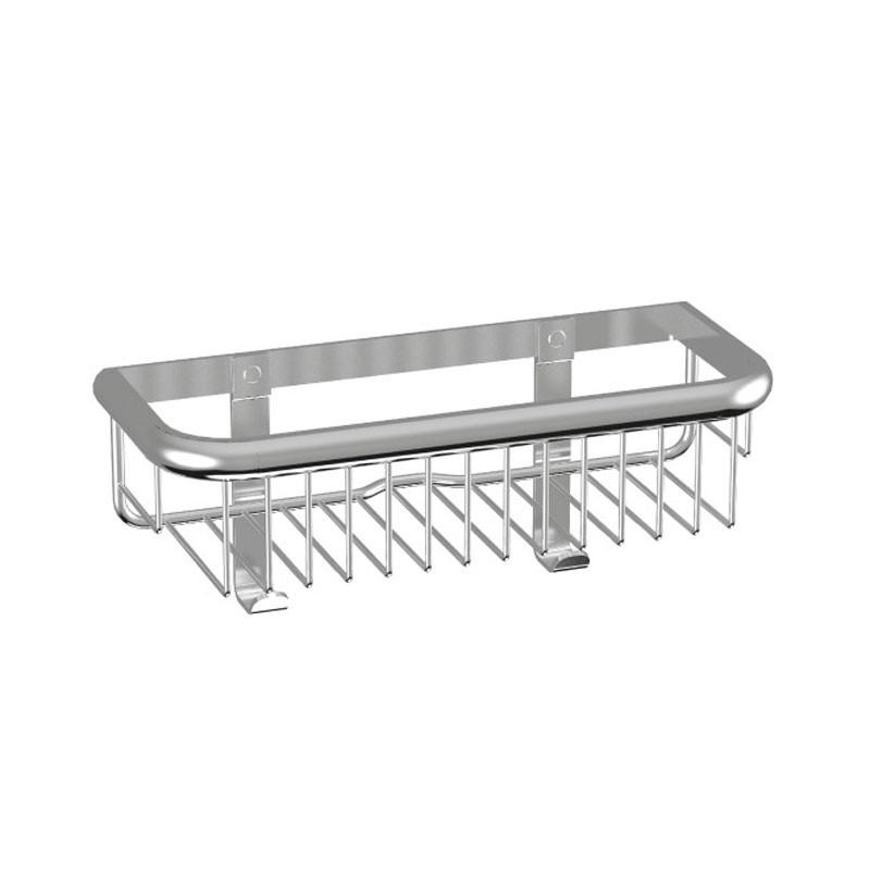 HSK Komfort & Pflege - Duschkorb Premium Wandmodell, hoch