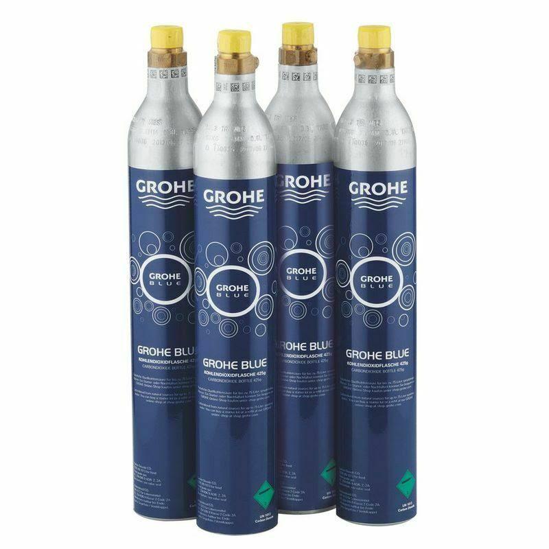 GROHE Blue Starterset 425g CO2 Flaschen (4 Stück)