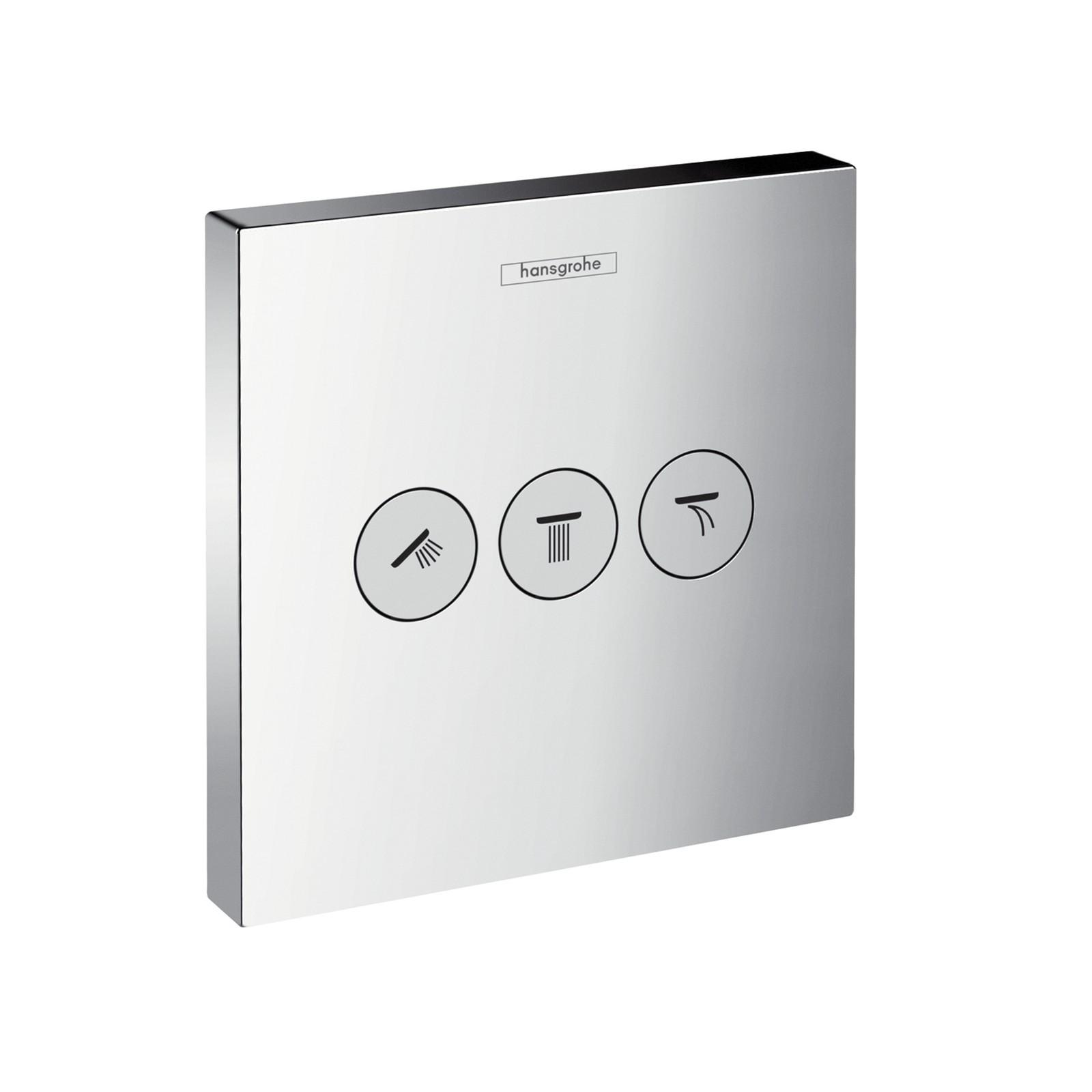 HG Absperrventil Unterputz ShowerSelect