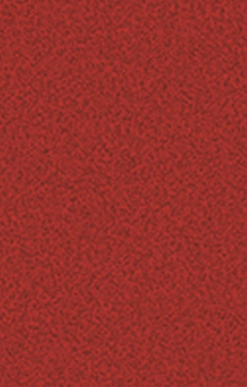 WC-Vorleger Relax 100 % Polyacryl Rubin 55x 55 cm