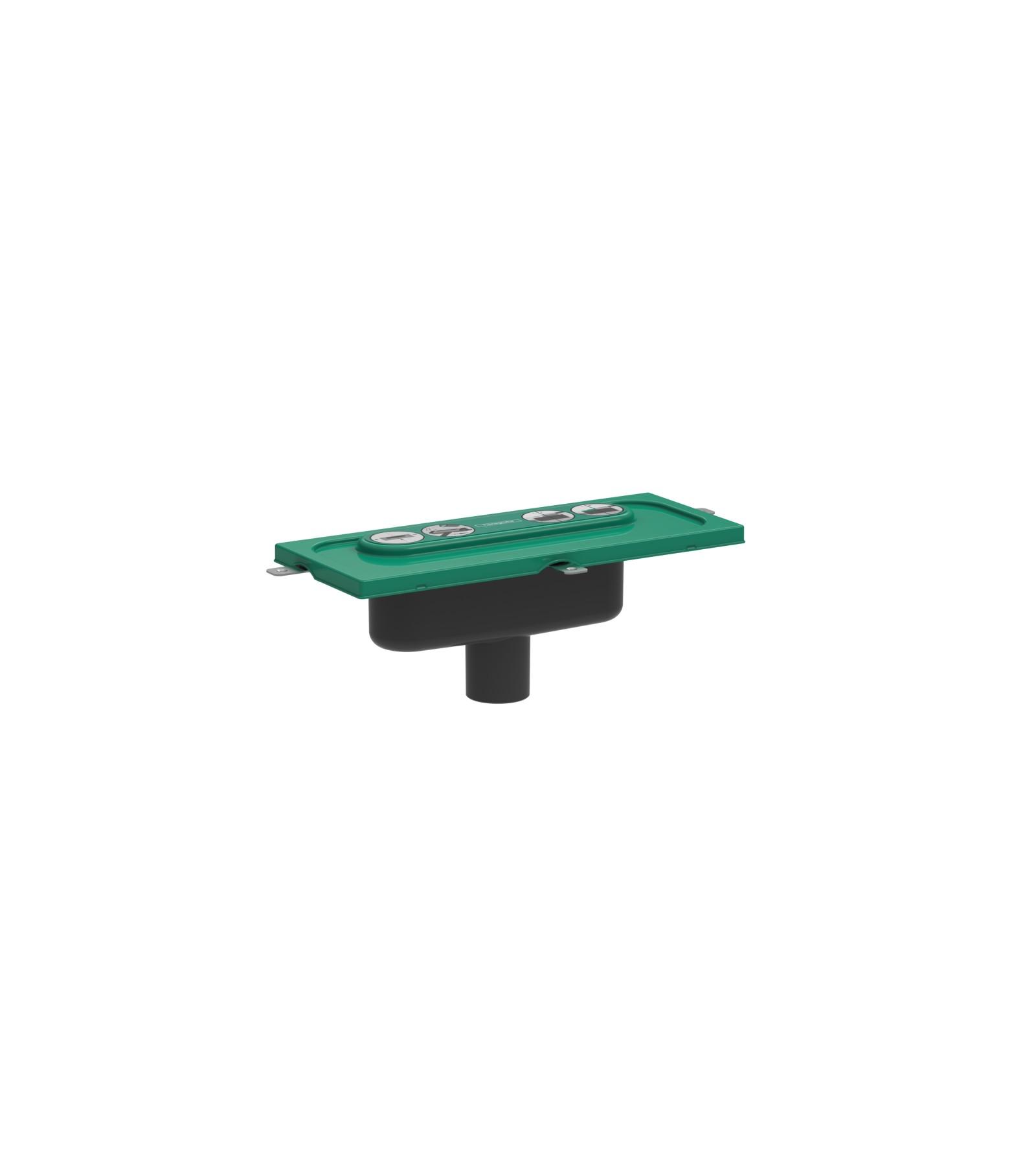 HG uBox universal GK für Duschrinnen