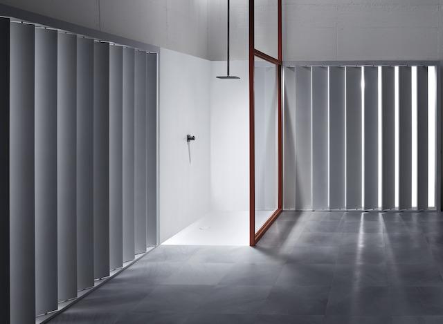 Bette Floor Side - 1800x900 mm Manhattan (002) inkl. Antirutsch inkl. Wannenträger