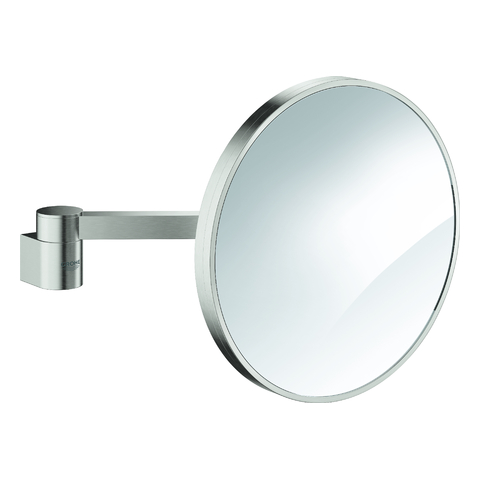 GROHE Kosmetikspiegel Selection 41077 supersteel
